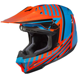 HJC CL-X7 Hero Helmet XX-Large Blue/Orange