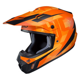 HJC CS-MX 2 Dakota Helmet Small Orange