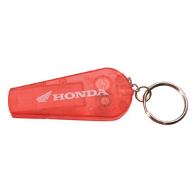 Honda Whistle Key Tag with Light