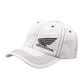 Honda Garment-Washed Adjustable Hat