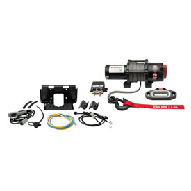 Honda Winch and Mount Kit