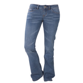 Hurley 72 Bootcut Denim Ladies Pants