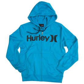 Hurley Face-Off Therma Zip-Up Hooded Sweatshirt
