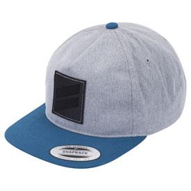3d5a37b394a Hurley Icon Slash 2.0 Snapback Hat