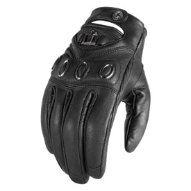 Icon Hella Ladies Motorcycle Gloves