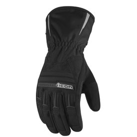 Icon PDX Waterproof Motorcycle Gloves