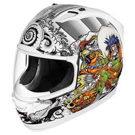 Icon Alliance Shakki Motorcycle Helmet