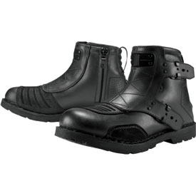 Icon One Thousand El Bajo Motorcycle Boots