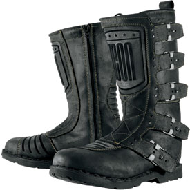 Icon One Thousand Elsinore Motorcycle Boots