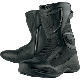 Icon Reign Waterproof Motorcycle Boots