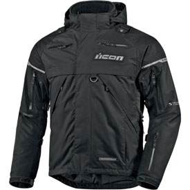Icon Patrol Waterproof Motorcycle Jacket