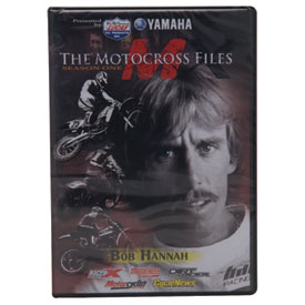"Dirt House Distribution The Motocross Files ""Bob Hannah"" DVD"