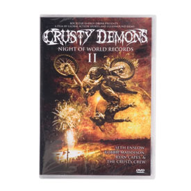 Impact Videos Crusty Demons Night of World Records II DVD