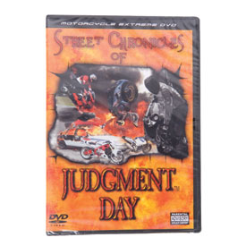 "Impact Videos Judgment Day ""Street Chronicles"" DVD"