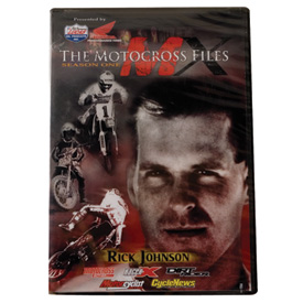 "Impact Videos The Motocross Files ""Rick Johnson"" DVD"