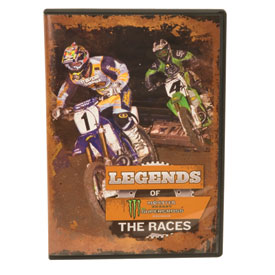 Impact Videos Legends of Supercross: The Races