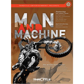 Dirt House Distribution Man and Machine DVD
