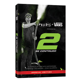 Volcom 2 Be Continued - Ryan Villopoto DVD