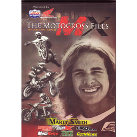 "Dirt House Distribution The Motocross Files ""Marty Smith"" DVD"