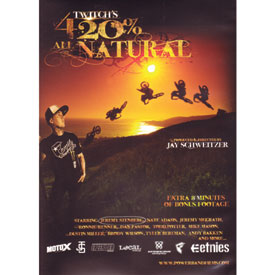 Impact Videos Twitch's 420% All Natural DVD