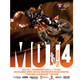 Dirt House Distribution Moto 4 DVD