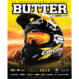 Impact Videos Butter: All Moto Flavored DVD
