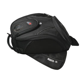 Joe Rocket XL Manta Tank Bag, Magnetic Mount