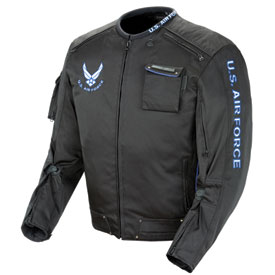 Joe Rocket Airforce Alpha Textile Motorcycle Jacket