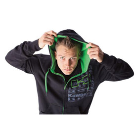 Kawasaki Repeater Zip-Up Hooded Sweatshirt