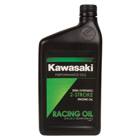 kawasaki 2 stroke racing engine oil atv rocky mountain