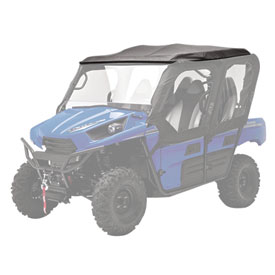 Kawasaki Soft Top Roof with Back Panel Window