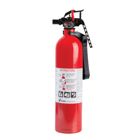 Kidde 2.5 lb. ABC Fire Extinguisher