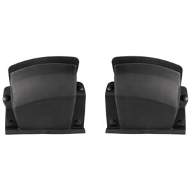 Kimpex Nomad Rear Trunk Wind Protector Black