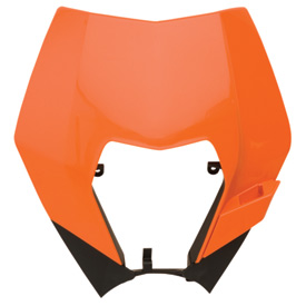 KTM OEM Replacement Headlight Mask