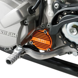KTM Factory Oil Pump Cover