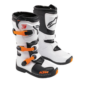 KTM Tech 3S Youth Boots
