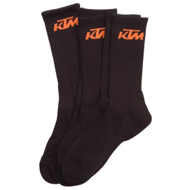 KTM Casual Socks - 3 Pack