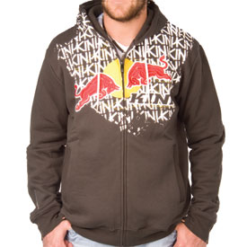 KTM KINI Red Bull Matched Zip-Up Hooded Sweatshirt