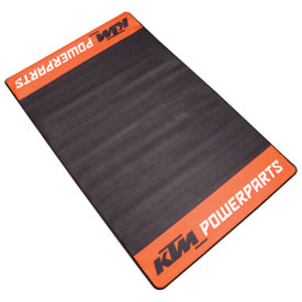 Ktm Ready To Race Bench Mat