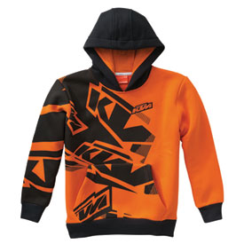 Ktm Fragmented Youth Hooded Sweatshirt Casual Rocky