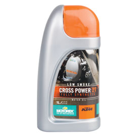 KTM Motorex Cross Power 2T 2-Stroke Oil 1 Liter