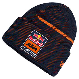 KTM Red Bull Racing Team Textured Beanie  Navy/Orange