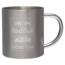 KTM Red Bull Racing Team Steel Mug Steel