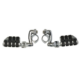 "Kuryakyn Offset Dually Highway Pegs- 1-1/2"" clamps"