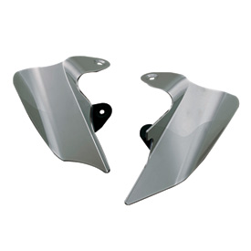 Kuryakyn AirMaster Saddle Shields