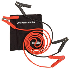 Kwik Tek Compact Jumper Cables with Storage Case
