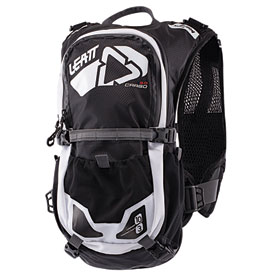 Leatt 3.0 GPX Off-Road Cargo Hydration System 3 Liter Black/White