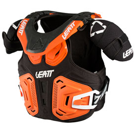 Leatt Youth Neck Vest 2.0 Junior Small/Medium Orange
