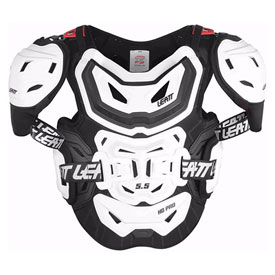 Leatt 5.5 Pro HD Roost Deflector Adult White