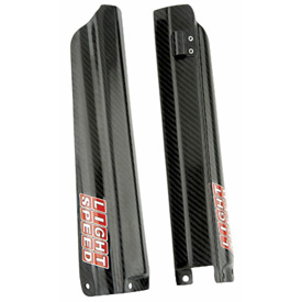 Lightspeed Carbon Fiber Lower Fork Guards